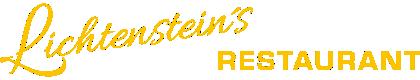 Logo Lichtenstein´s Restaurant